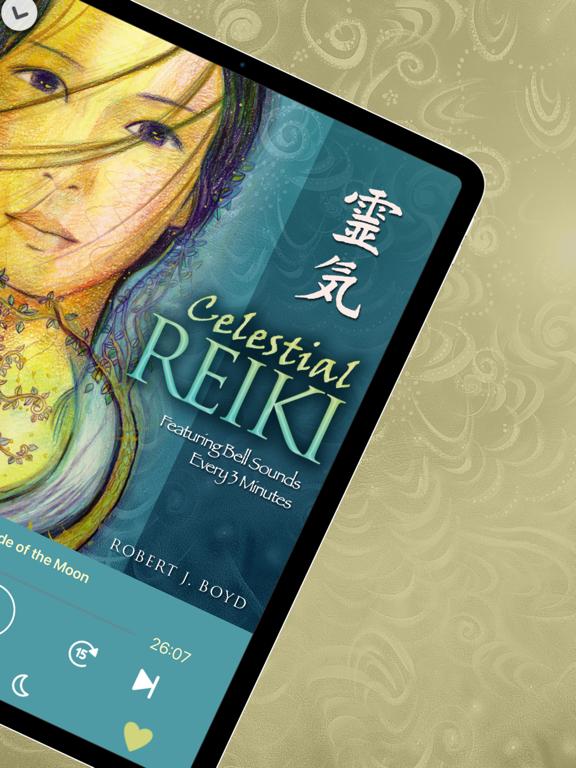 Celestial Reiki screenshot 14