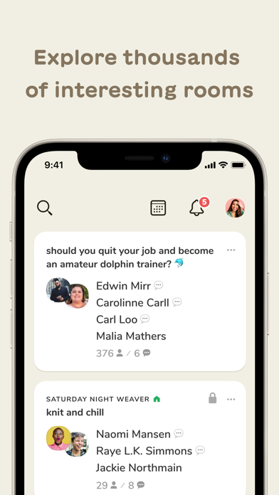 messages.download Clubhouse: Drop-in audio chat software