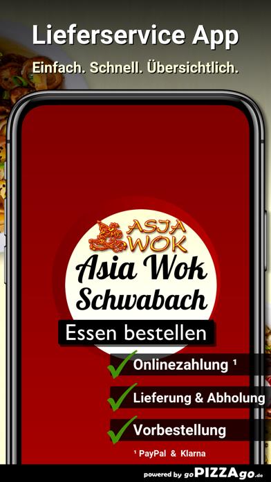 Asia Wok Schwabach screenshot 1