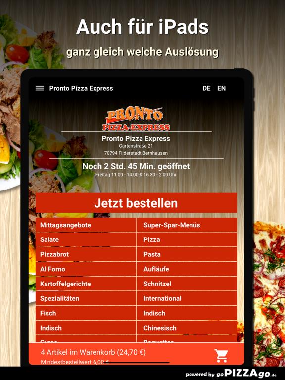 Pronto Filderstadt Bernhausen screenshot 7