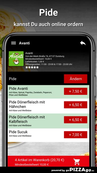 Avanti Duisburg screenshot 5