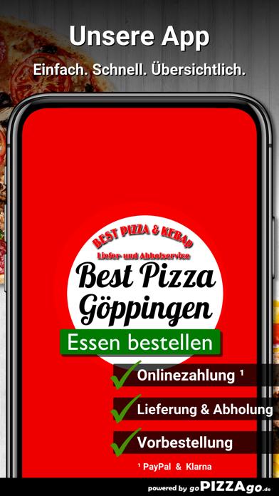 Best Pizza & Kebap Göppingen screenshot 1