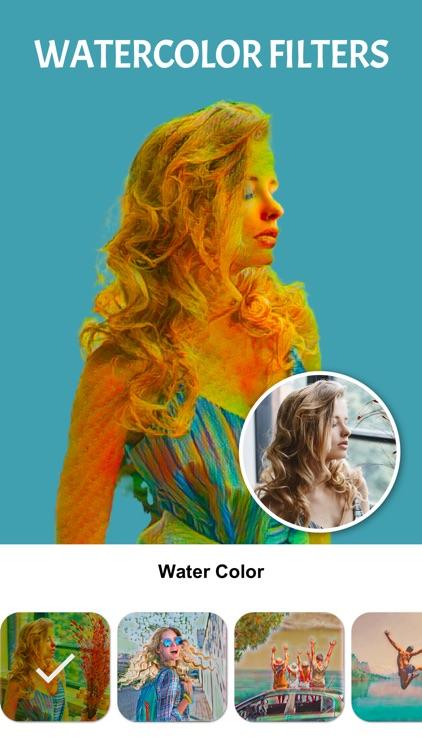 Cartoon face maker:Photo Art screenshot-5