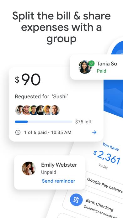 Google Pay: Save, Pay, Manage Screenshot