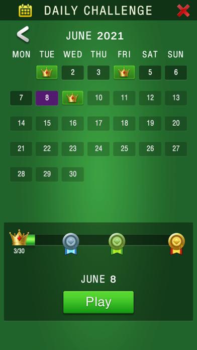 Classic Solitaire 2021 screenshot 2