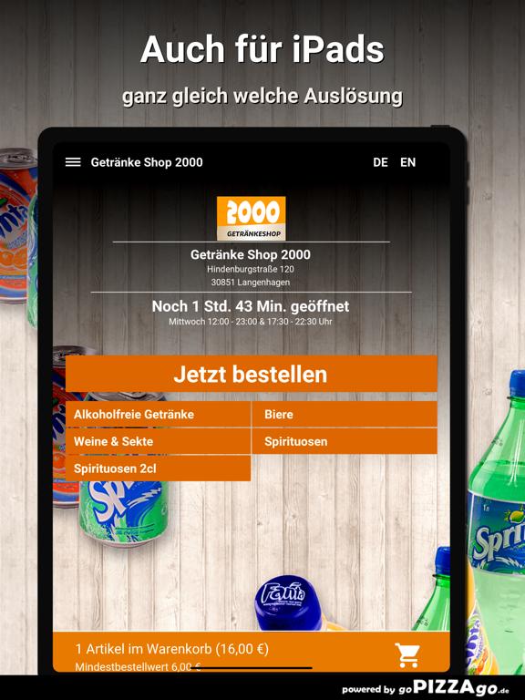 Getränke Shop 2000 Langenhagen screenshot 7