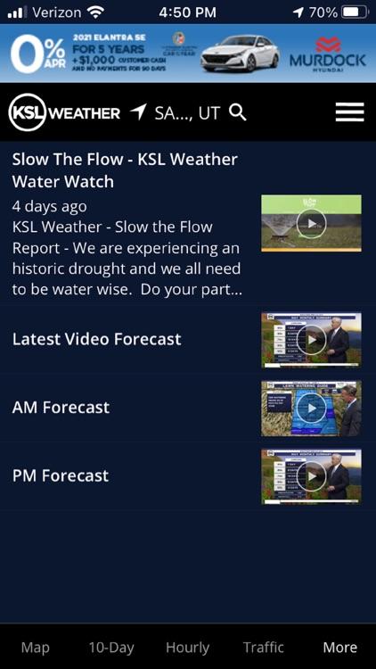 KSL Weather screenshot-5