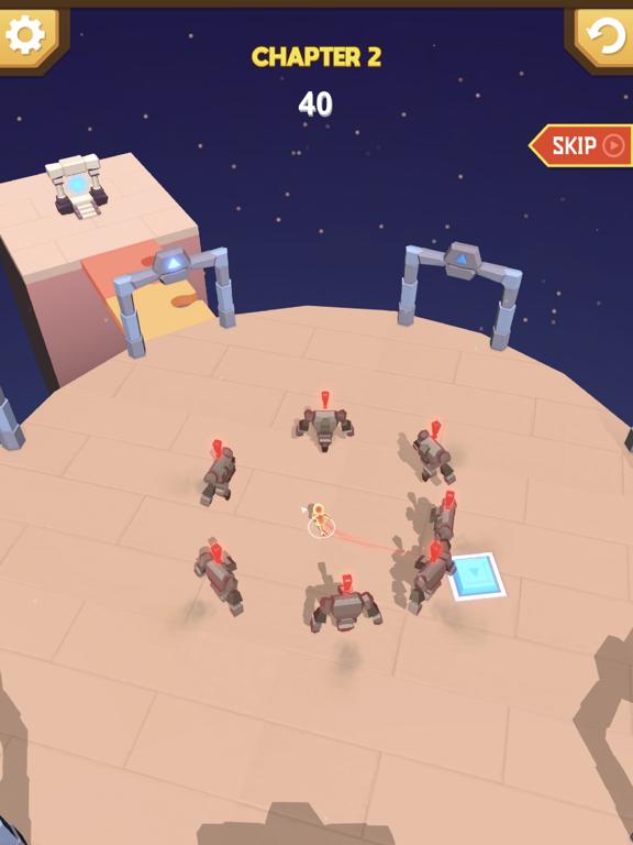 Time Walker 3D screenshot 11