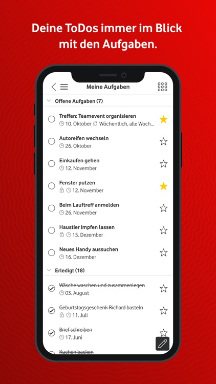 Vodafone Kabel Mail & Cloud screenshot-6