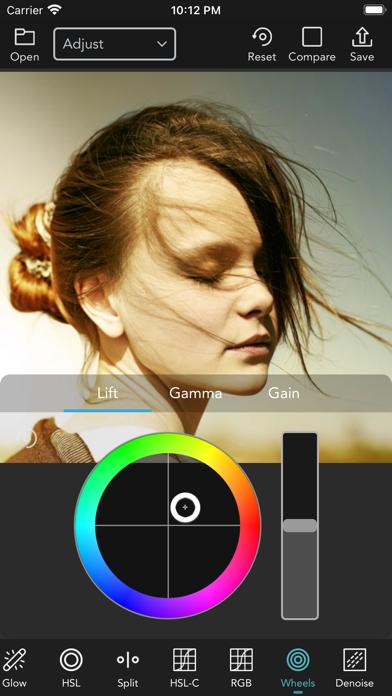 VideoLUT Presets & LUT Editor Screenshots