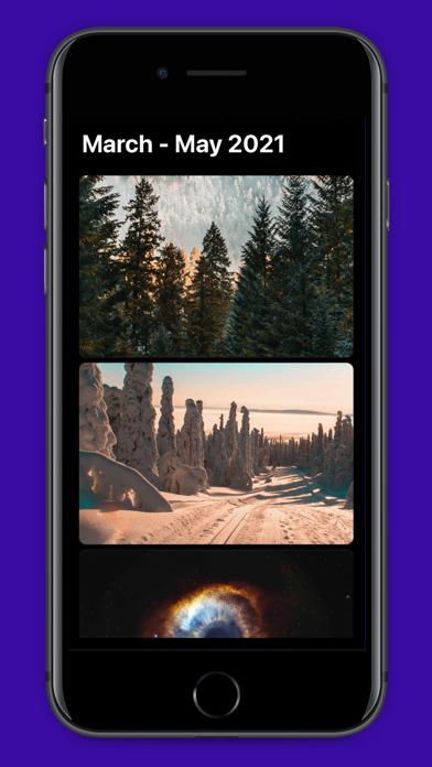 PictureTracker Screenshot