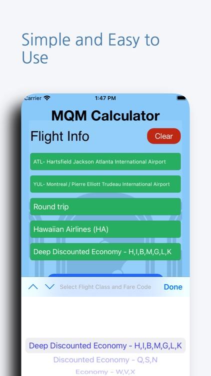 MQM Calculator
