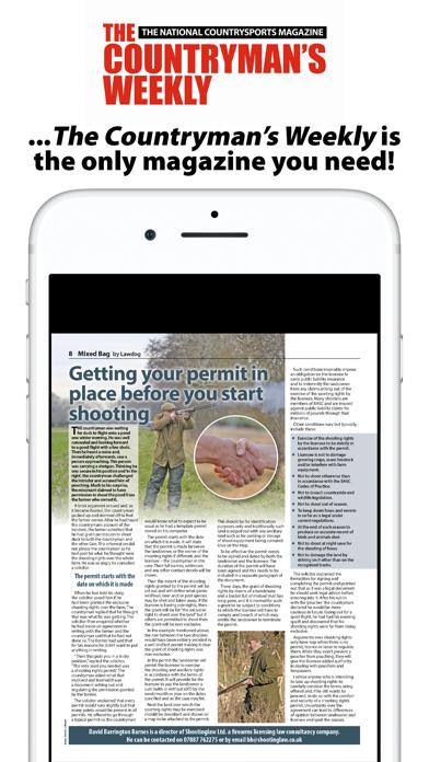 Countryman's Weekly MagazineScreenshot of 3