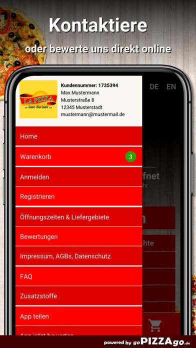 La Pizza Saarbrücken screenshot 3