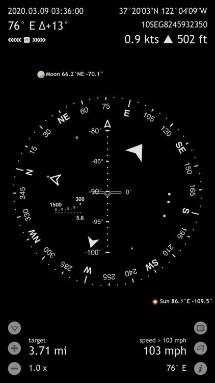 Commander Compass Go screenshot-3
