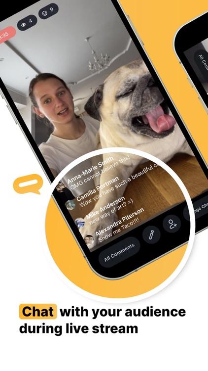 Be.Live – Live Streaming App screenshot-5