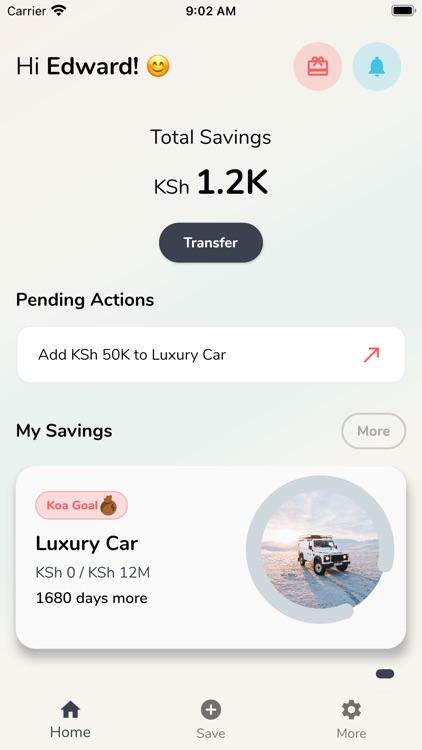 Koa screenshot-1