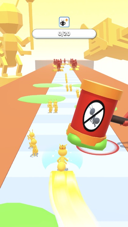 Tiny Run 3D