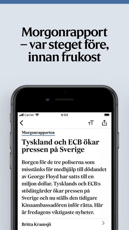 Svenska Dagbladet screenshot-3