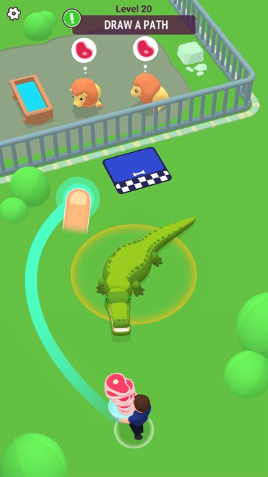 Zoo - Happy Animals screenshot 4