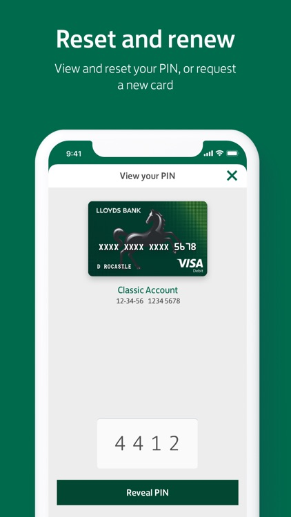 Lloyds Bank Mobile Banking screenshot-7