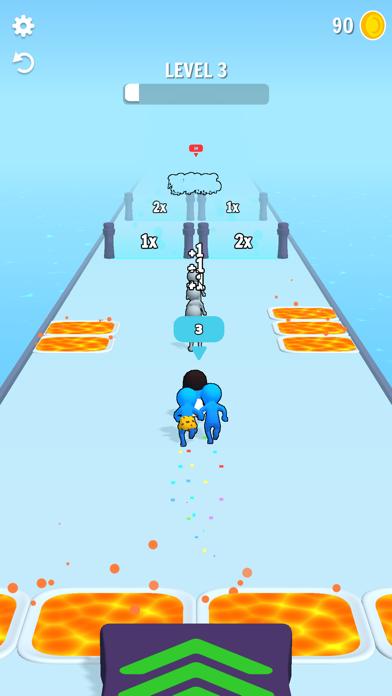 Crowd Fight 3D screenshot 1