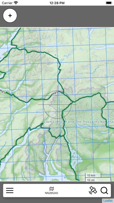 Lomond, South Scotland Map Pro screenshot 1