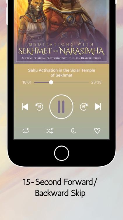 Sekhmet & Narasimha Meditation screenshot-6