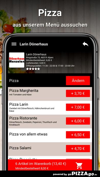 Larin Dönerhaus Alpen screenshot 5
