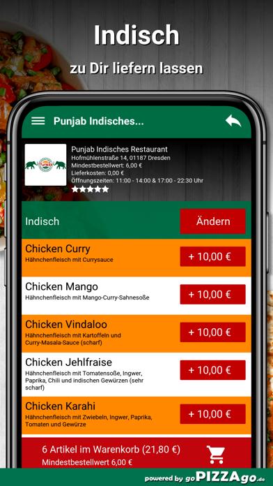 Punjab Dresden screenshot 5