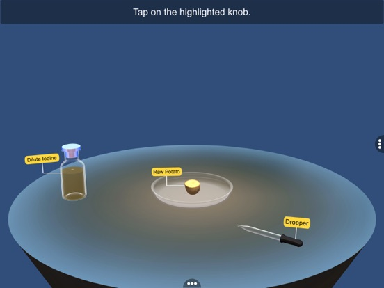Test for Starch in Food Sample screenshot 12