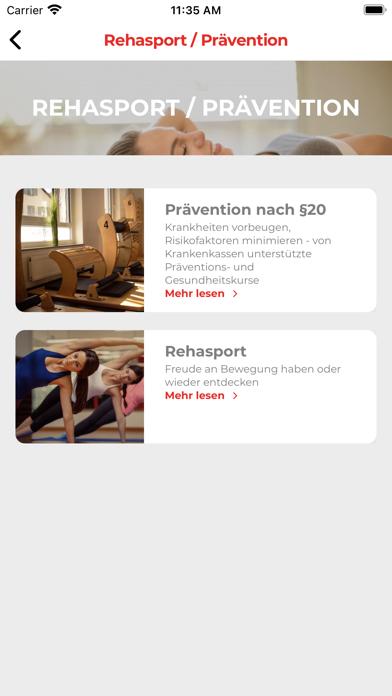 Achtal Sport & PhysioScreenshot von 2