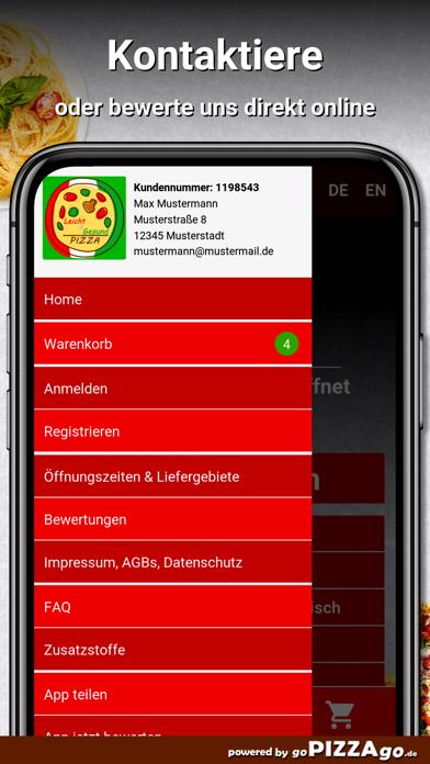 Leicht & Gesund Leipzig screenshot 3