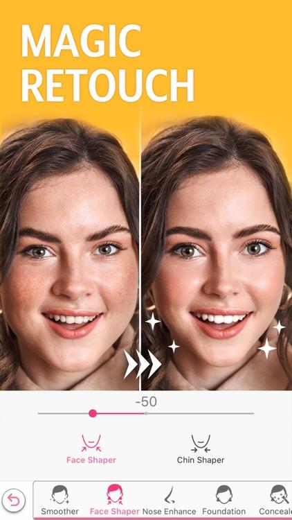 YouCam Makeup: Selfie Editor screenshot-3