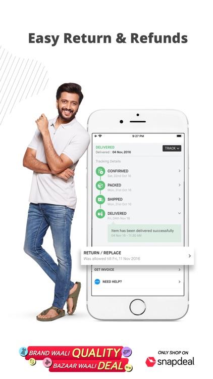 Snapdeal: Online Shopping App screenshot-3