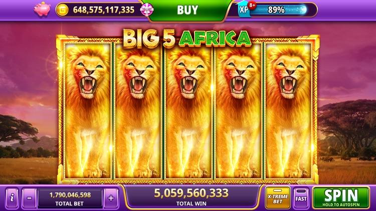 Gambino Slots - Vegas Casino screenshot-8