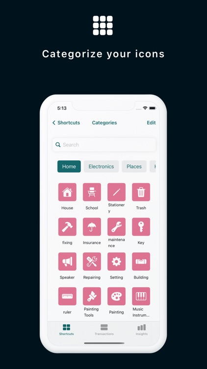 Lilium-Income,Expense tracker screenshot-6