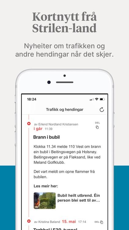 Strilen screenshot-3
