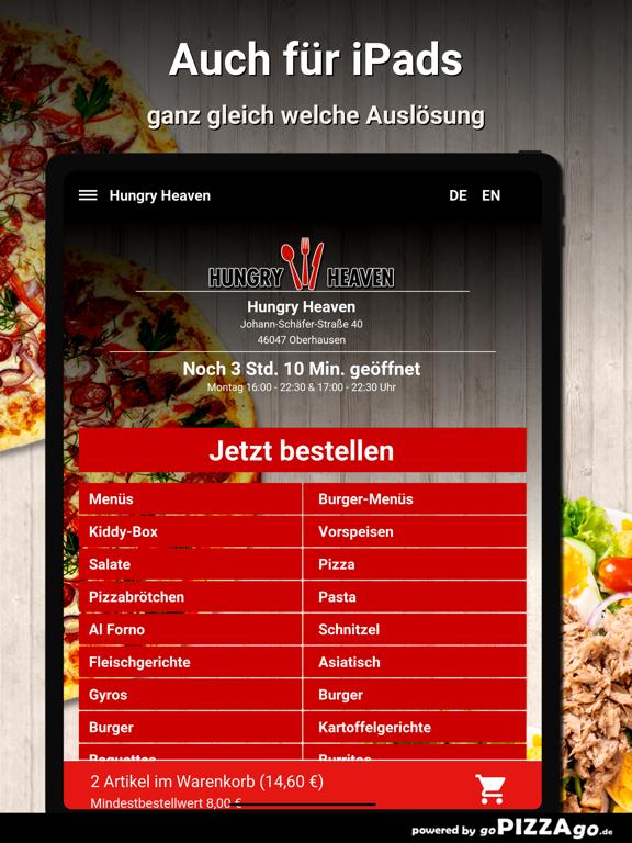 Hungry Heaven Oberhausen screenshot 7