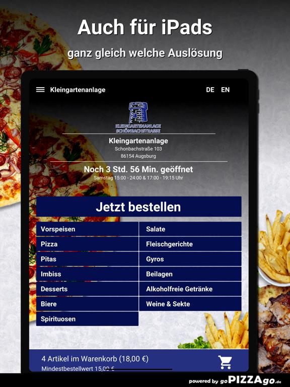 Kleingartenanlage Augsburg screenshot 7