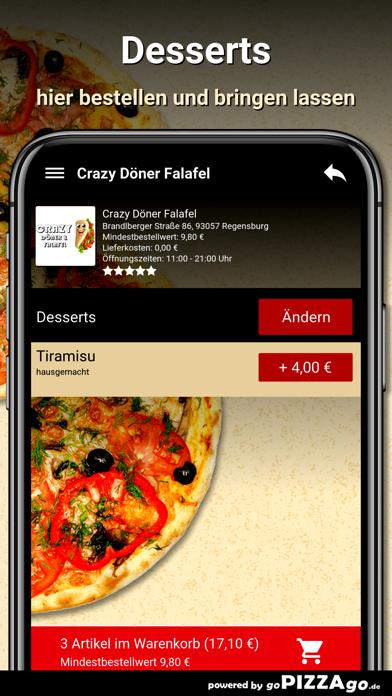 Crazy Döner Falafel Regensburg screenshot 6