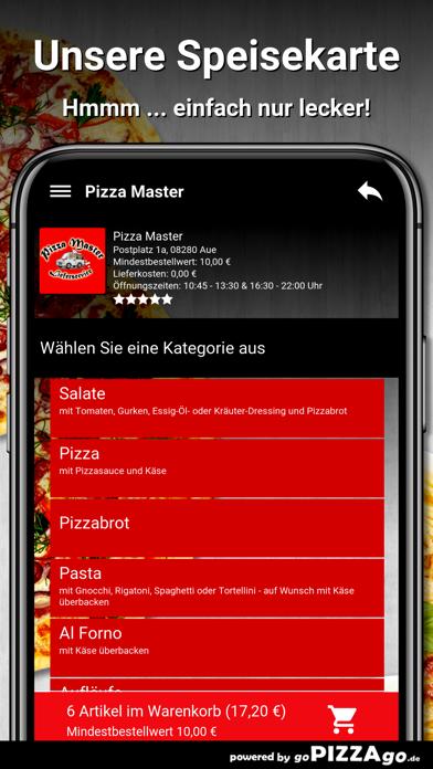 Pizza Master Aue screenshot 4