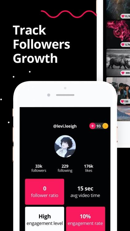 Socialyzer: Likes & Followers