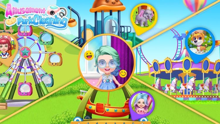 Amusement Park Cleaning screenshot-6
