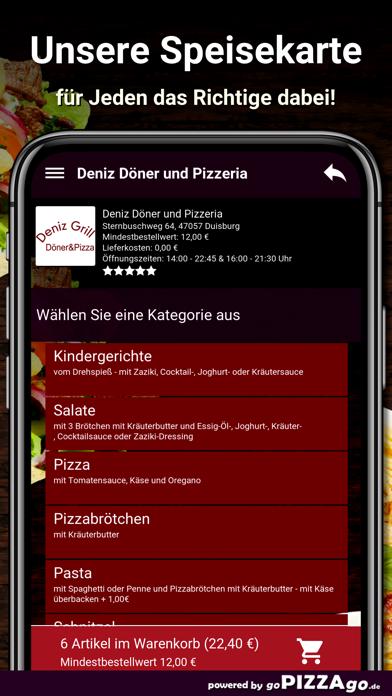 Deniz Döner Duisburg screenshot 4