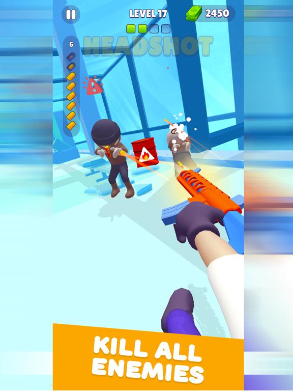 Run n Gun - AIM Shooting screenshot 4