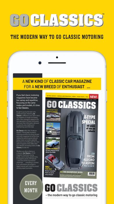 download Go Classics Magazine for PC