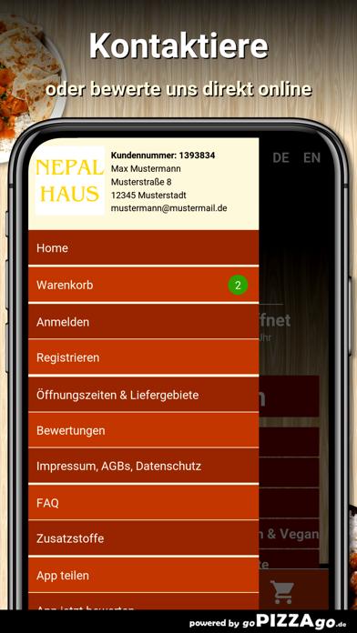 Nepal Haus Berlin screenshot 3