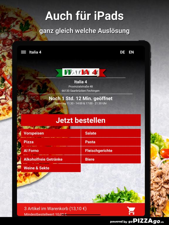 Italia 4 Saarbrücken screenshot 7
