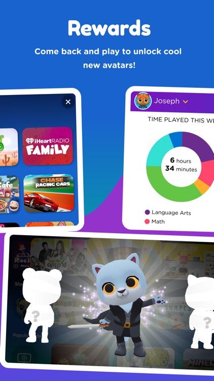 Kidomi Games & Videos for Kids screenshot-4